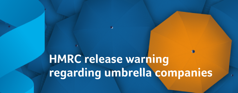 HMRC issues warning to employees working through umbrella